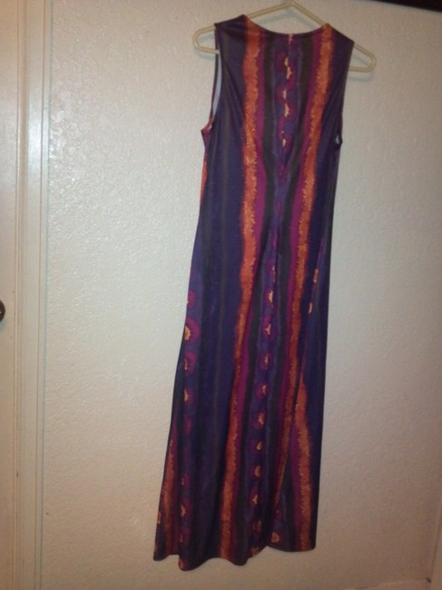 Multi Maxi Dress by Arc en ciel
