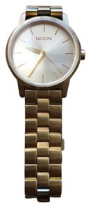 Nixon Small Kensington all Gold
