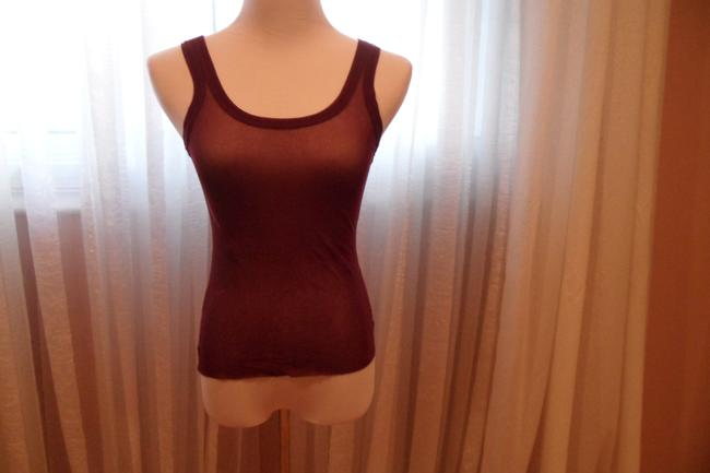 Jean-Paul Gaultier Top BURGUNDY