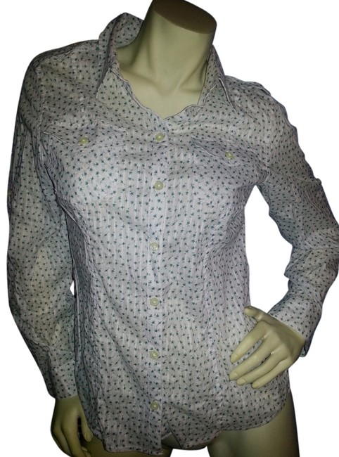 Preload https://item5.tradesy.com/images/banana-republic-green-and-blue-floral-on-ivory-button-down-top-size-12-l-5475049-0-0.jpg?width=400&height=650