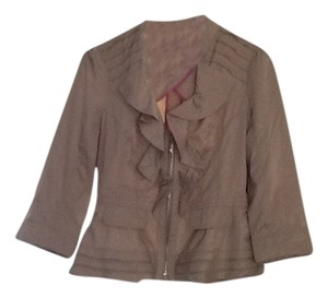 White House | Black Market Taupe Jacket