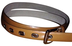 Liz Claiborne Tan Leather Belt