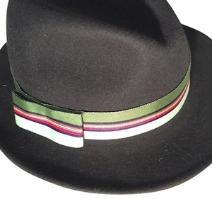 Churchill Ltd. Fedora Felt With Ribbon