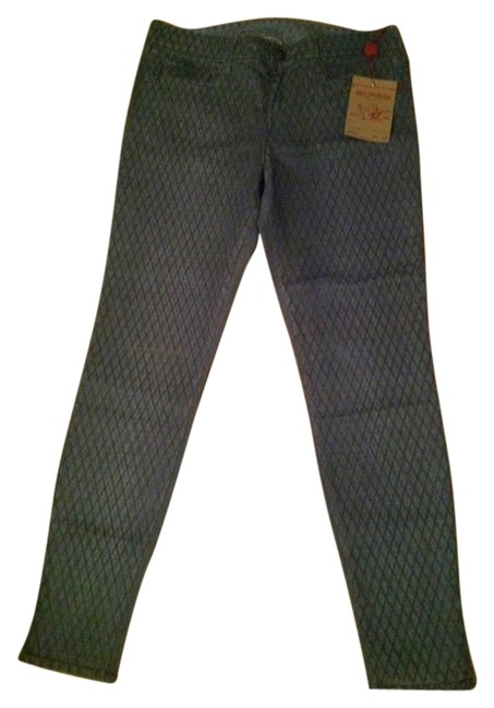 Item - Gray Coated Halle Mojave Skinny Jeans Size 25 (2, XS)
