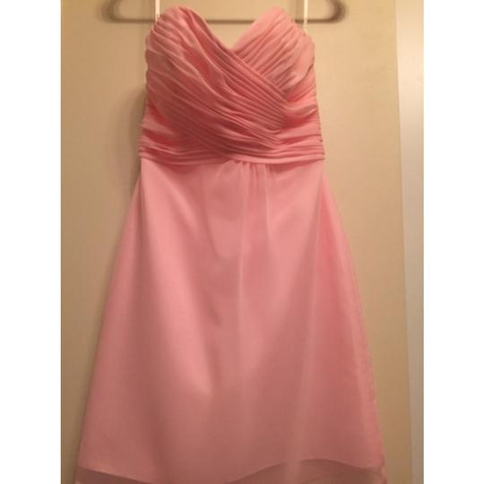 Saison Blanche Petal Pink Dress