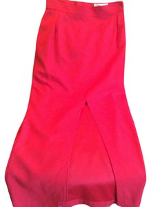 Genny Skirt Red