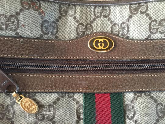 Gucci Vintage Leather Great Condition Cross Body Bag