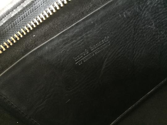 Harvé Benard Leather Envelope Laptop Bag