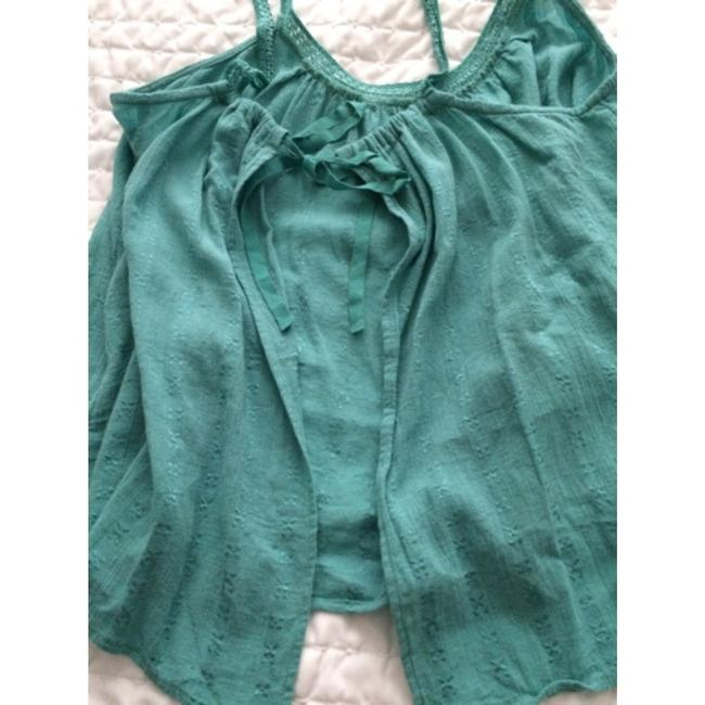 Urban Outfitters Top Turquoise