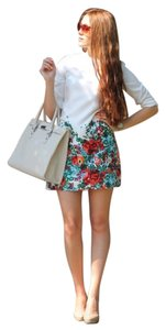 OASAP Floral Bright Summer Fall Dress