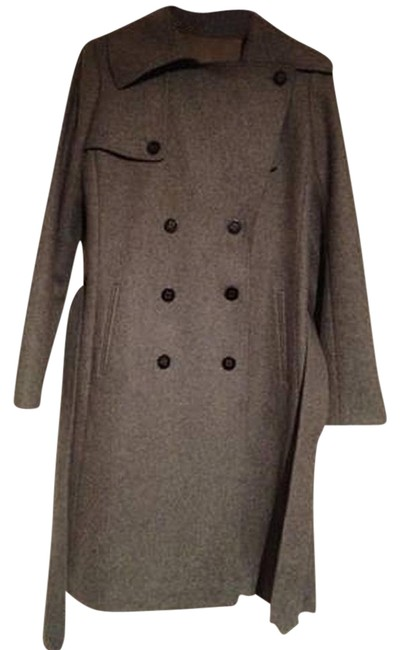 Preload https://img-static.tradesy.com/item/547812/club-monaco-gray-pea-coat-size-8-m-0-1-650-650.jpg