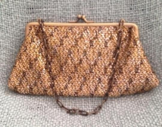 Kenneth Cole Reaction Wristlet in Gold