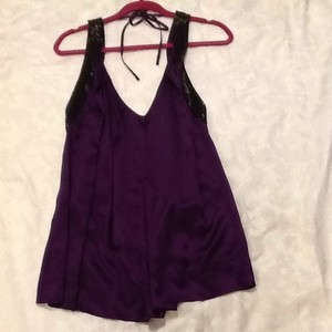 bebe Top Purple