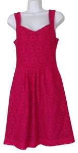 Anthropologie short dress A-line Lace on Tradesy