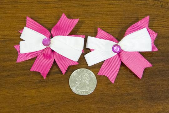 Other hair bows for little girls or little doggie girls