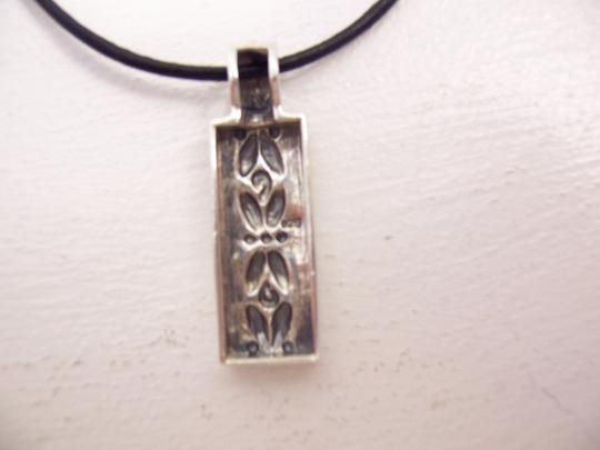 Unknown Sterling Charm Necklace