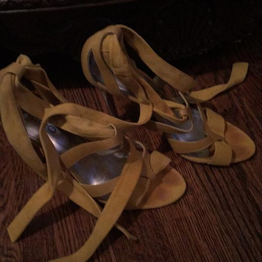 ALDO Yellow and silver Formal