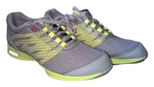 Reebok Grey / Lime green Athletic