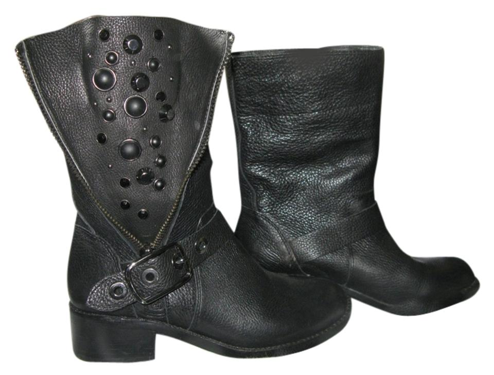 WOMENS Vince Camuto Black Walt his Boots/Booties First class in his Walt class 6db7dc