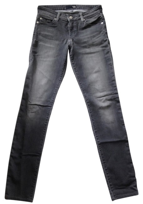 David Kahn Skinny Pants Grey