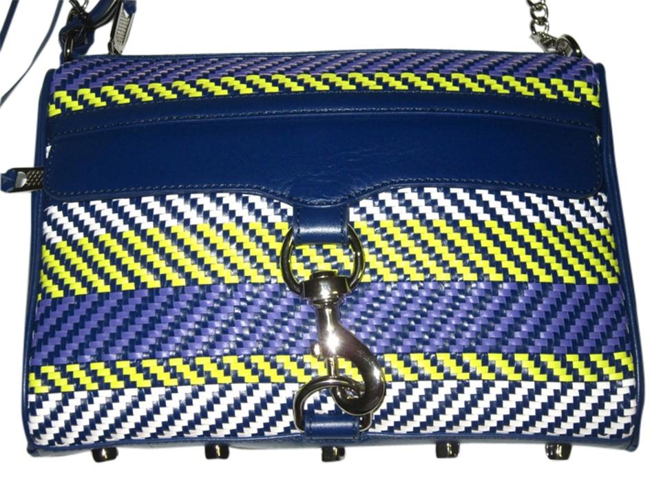 https://www.tradesy.com/bags/rebecca-minkoff-leather-studded-tassels-woven-cross-body-bag-navy-white-yellow-and-purple-5480791/