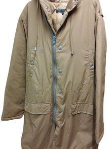 Marc by Marc Jacobs Men's Zipper Trench Coat