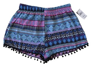 Vigoss Dress Shorts Multicolored