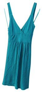 Wet Seal short dress Green Tunic Emerald on Tradesy