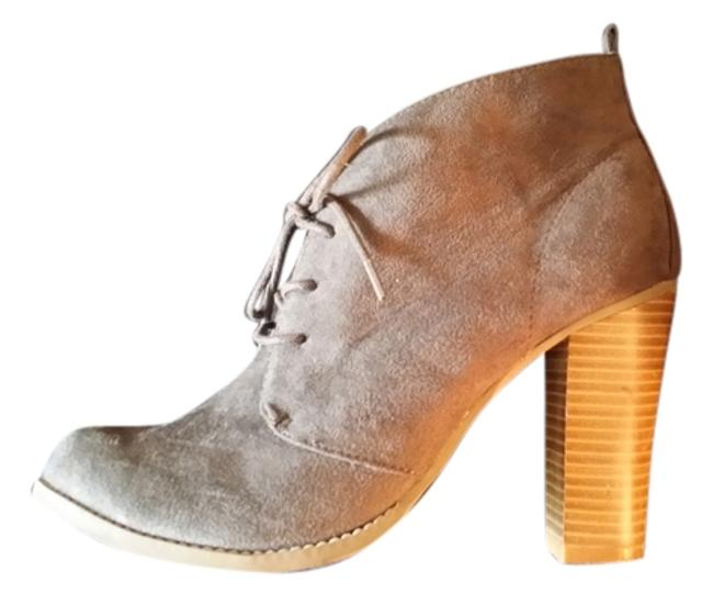 Item - Gray Boots/Booties Size US 8 Regular (M, B)