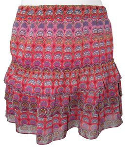 Express Mini Skirt Multicolored