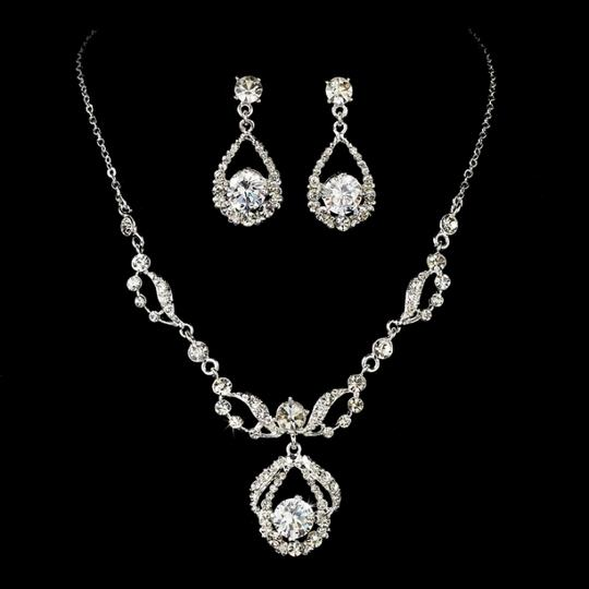 Elegance by Carbonneau Silver Fairytale And Tiara