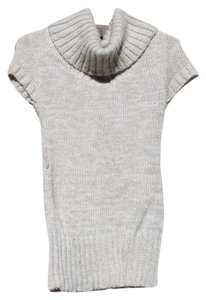 Forever 21 Dress Cowl Neck Short Sleeve Dress Sweater