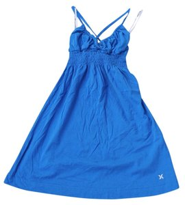 Hurley short dress Blue Beach Summer on Tradesy