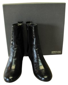 Kenneth Cole Excellent Condition Leather Boots