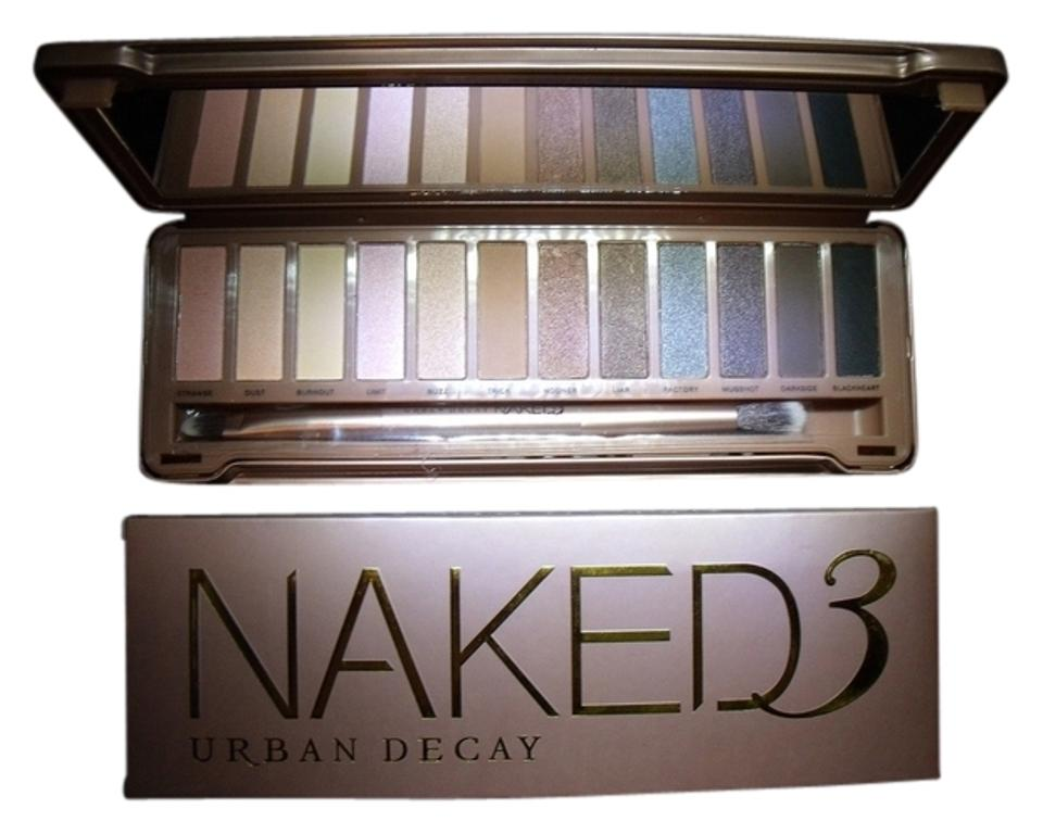 Preview: Urban Decay Naked 3 Palette - Style Files
