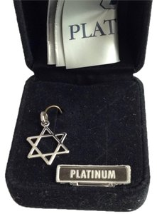 Other Platinum Star Of David.