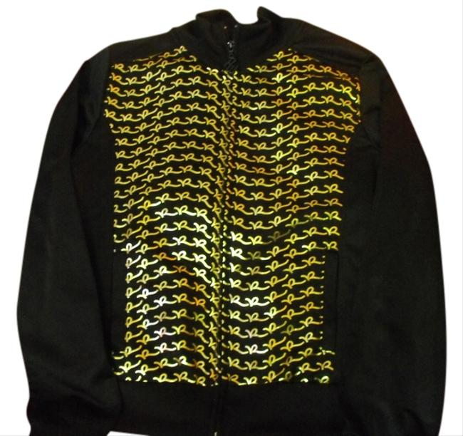 Preload https://item2.tradesy.com/images/rocawear-blackgold-activewear-jacket-size-12-l-32-33-548401-0-0.jpg?width=400&height=650