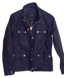 J.Crew Downtown Field Military Military Jacket