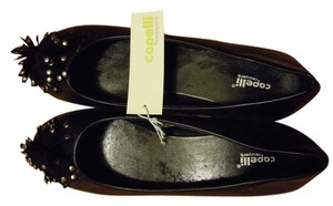 Capelli New York Black Flats