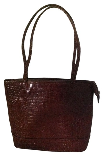 Item - Made In Italy Brown Leather Tote