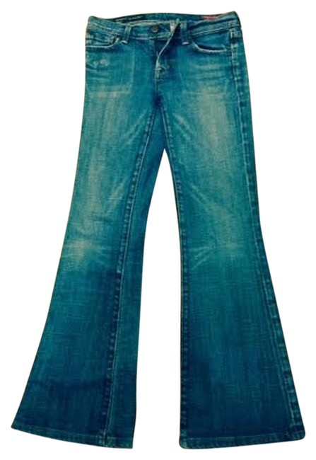 Citizens of Humanity Boot Cut Flare Leg Jeans-Medium Wash