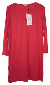 Lacoste short dress Pink on Tradesy