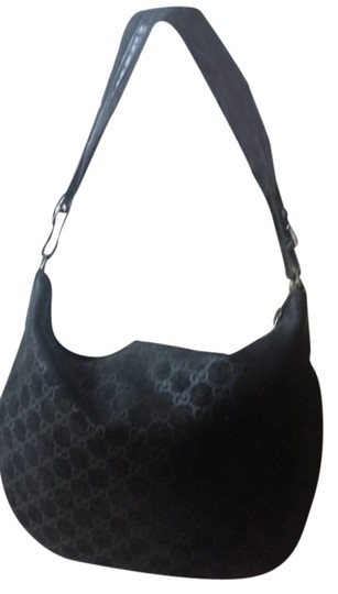 Preload https://img-static.tradesy.com/item/5485339/gucci-reduced-keychain-black-suede-and-leather-hobo-bag-0-0-540-540.jpg