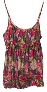 Lucca Top Pink, green