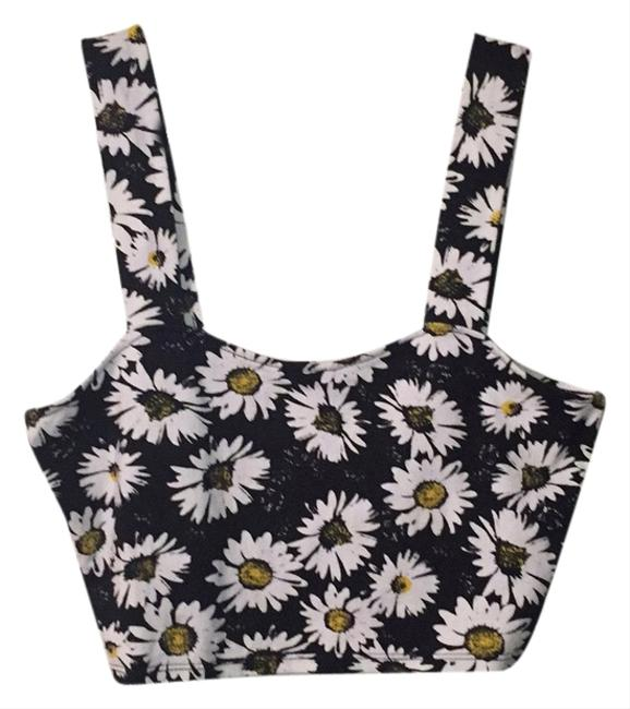 Preload https://item4.tradesy.com/images/lucca-tank-top-black-white-and-yellow-5485378-0-0.jpg?width=400&height=650