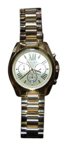 Michael Kors MICHAEL KORS Bradshaw Gold-Tone Stainless Steel Watch