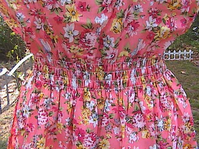 HXY short dress Floral Summer on Tradesy
