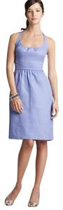 J.Crew Wedding Bridesmaid Cotton Dress