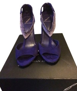 Brian Atwood Royal Purple Formal