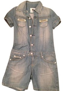 youdally jeans Playsuit Dress